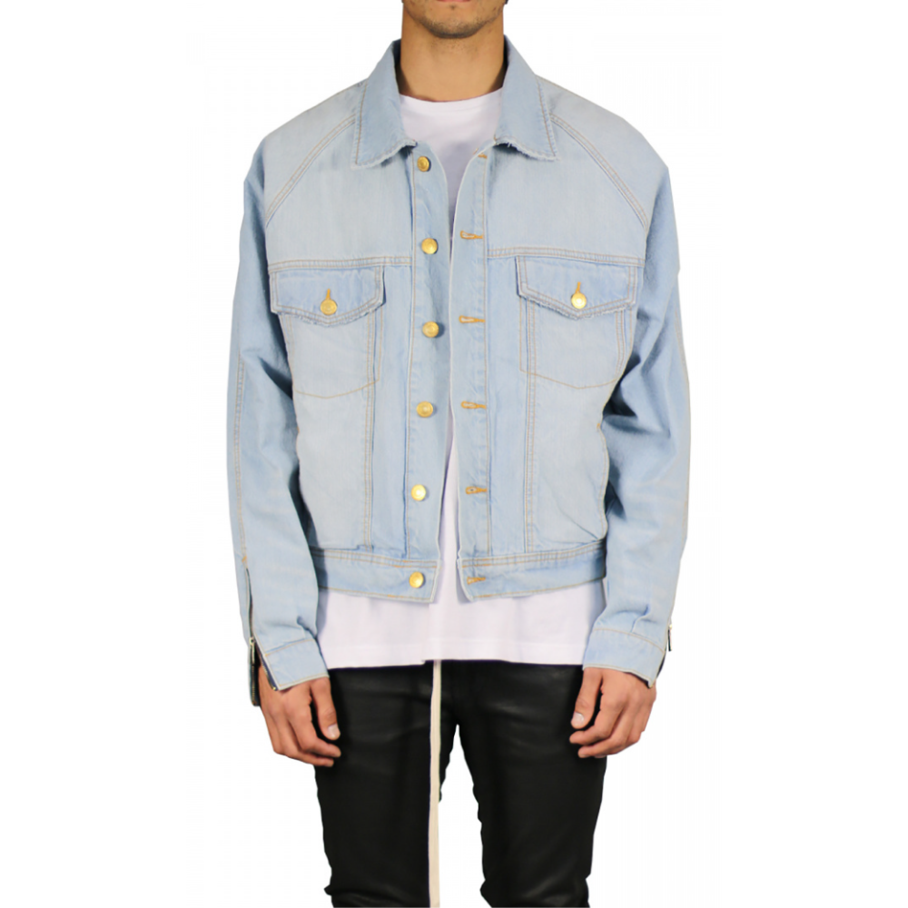 Hyper Denim Light Blue Denim Jacket