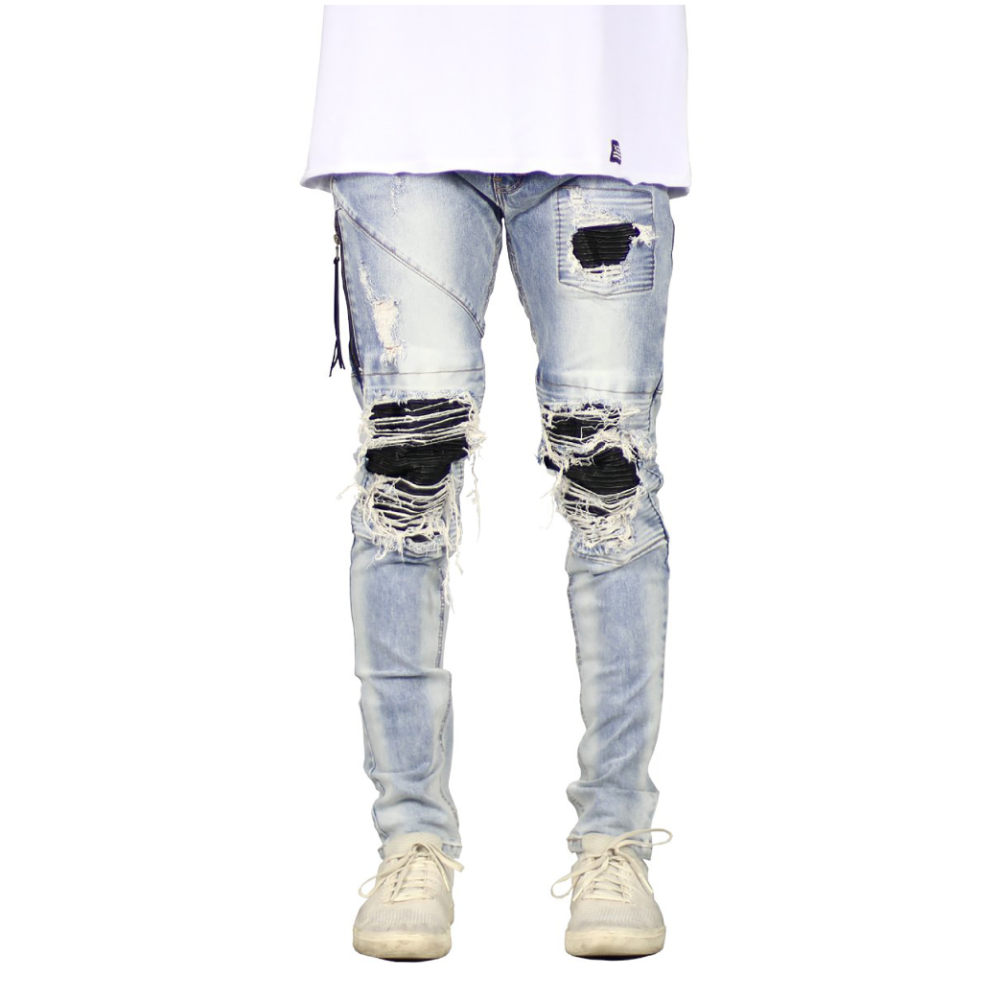 Hyper Denim LT. Blue Lozy Jean